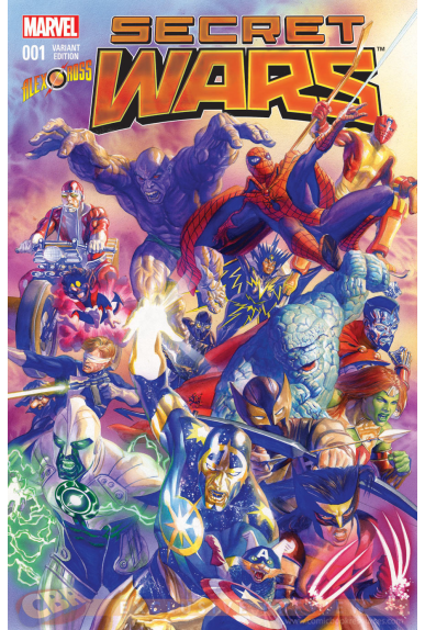 Coffret Secret Wars N°5 sur 5